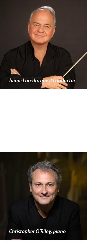 Jaime Laredo/Christopher O'Riley